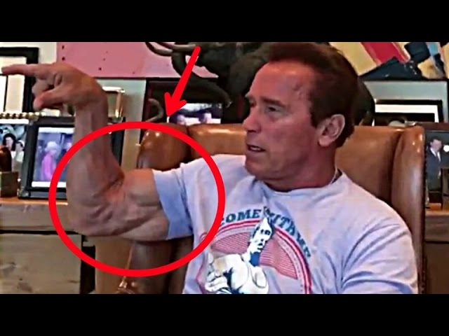 Arnold Schwarzenegger Training Best Way To Burn Fat